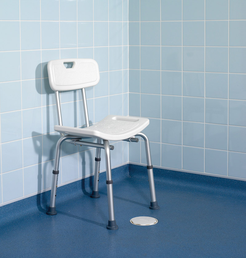 Portable Shower Chair Light Duty Psc490
