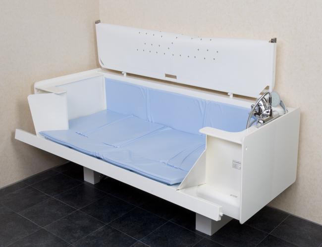 Neatfold Integrated Bath Stretcher