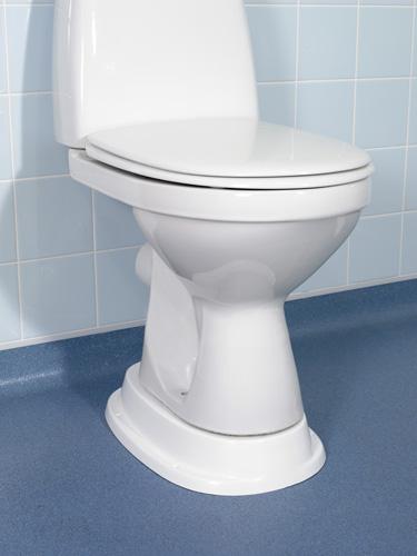 Toilet Plinth